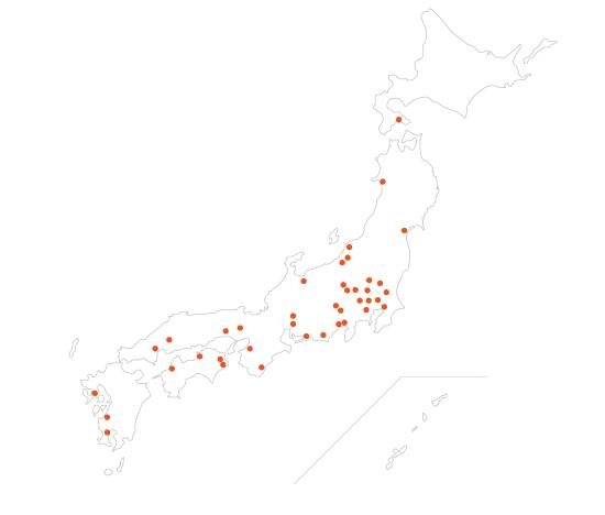 わざわ座_地図_座衆40社_2
